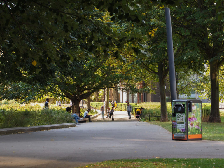 Street trees are great for our well-being